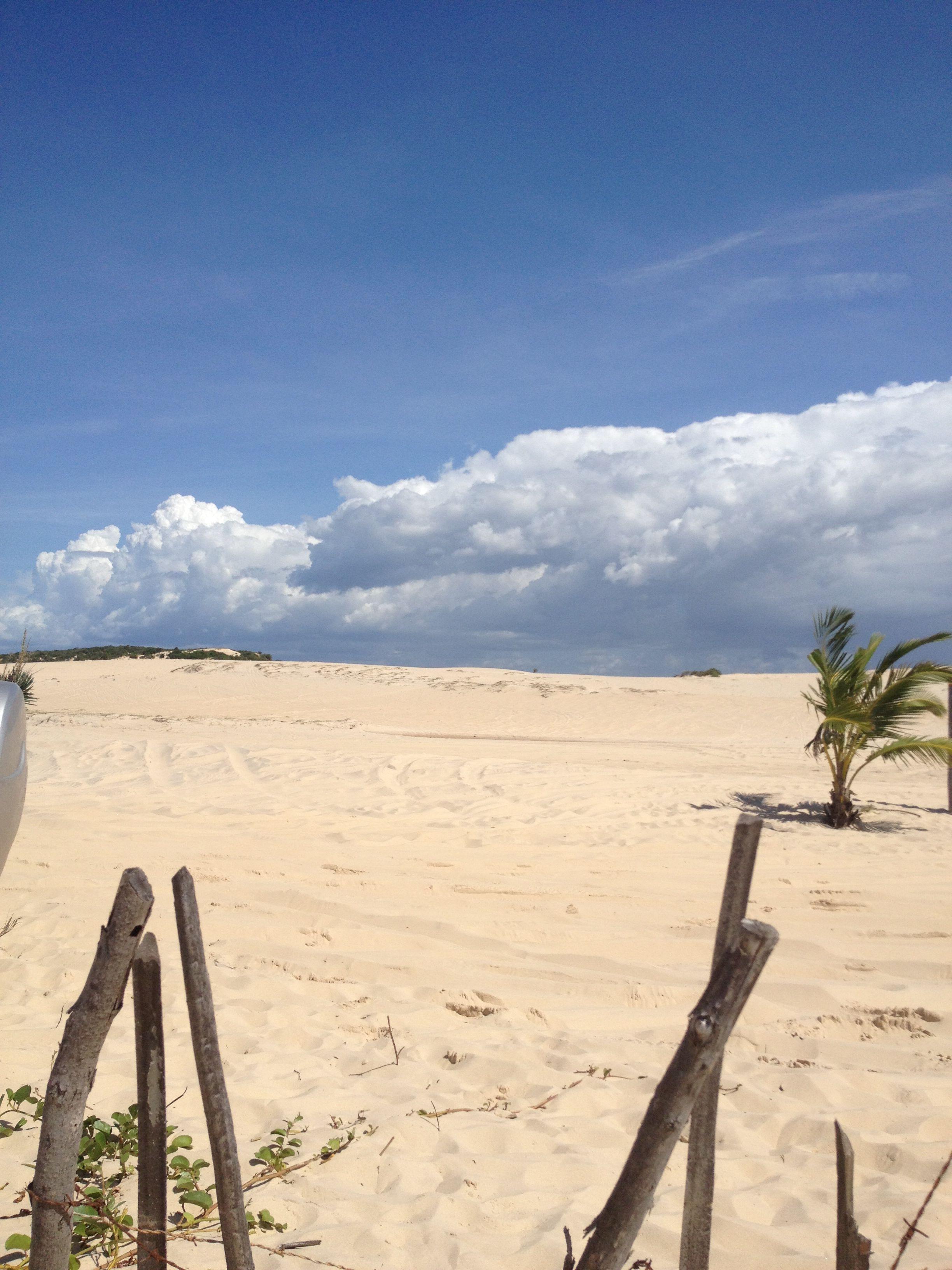 Canoa Quebrada - Fortaleza - Ceará / Brasil