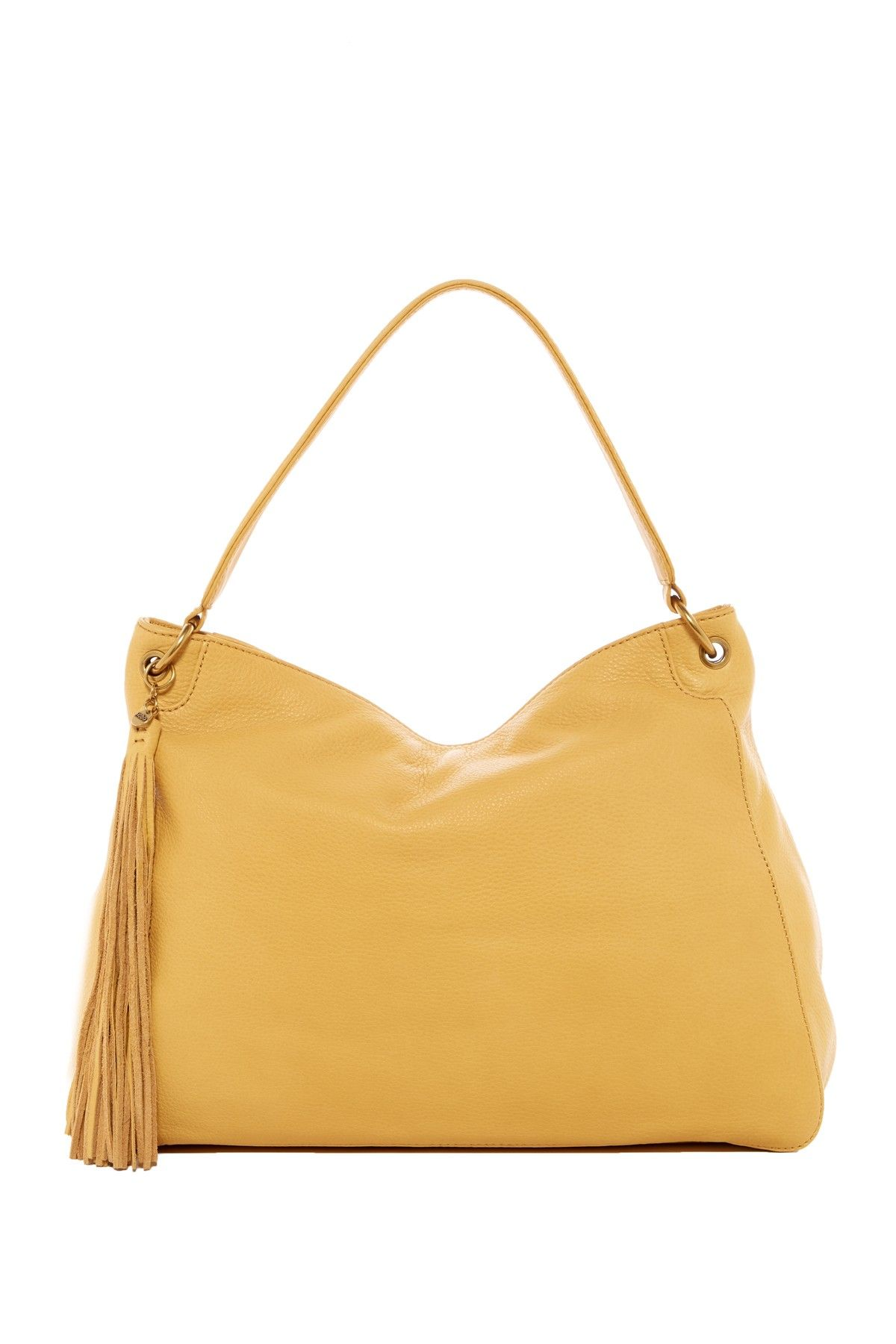 Linden Leather Shoulder Bag