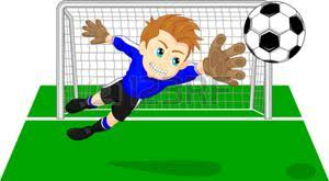 Dibujos Animados Cookies Guantes Arquero De Futbol Buscar Con Google Portero De Futbol Portero Arquero De Futbol