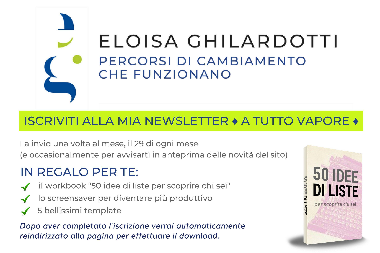 Newsletter Eloisaghilardotti It Funziona Marketing