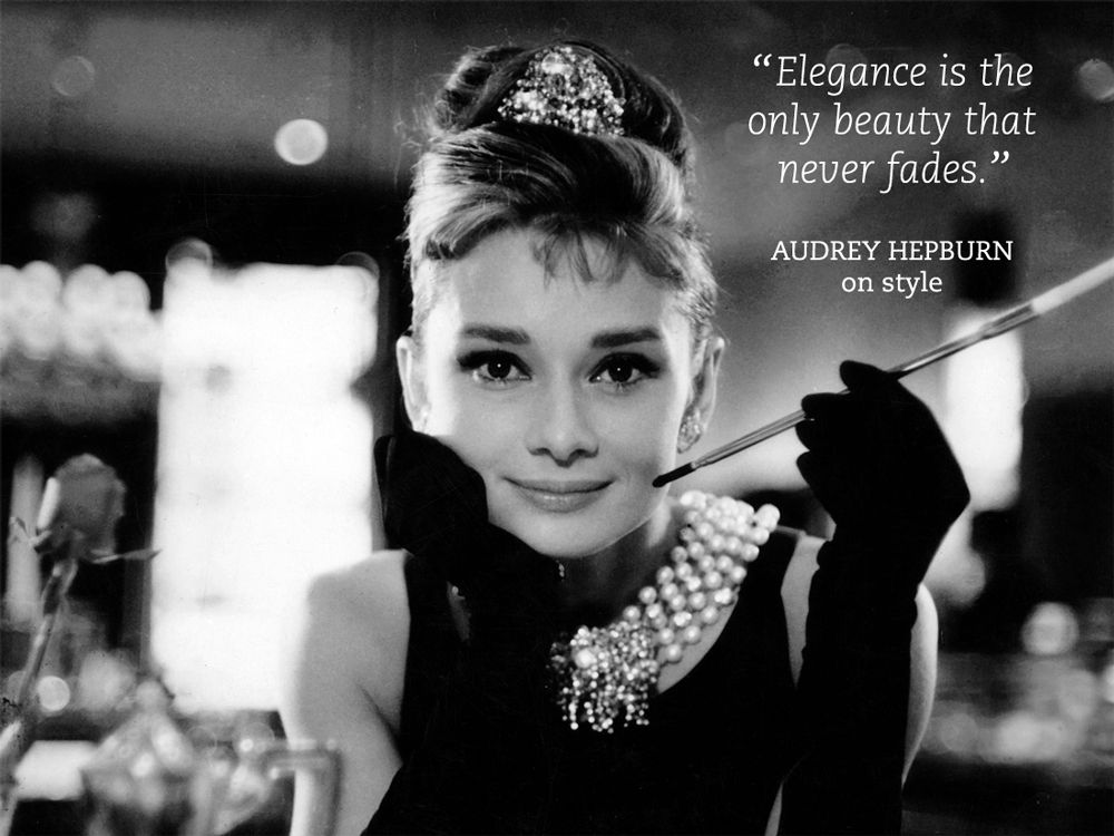 Audrey hepburn quotes wit and wisdom from the for Audrey hepburn pictures to buy
