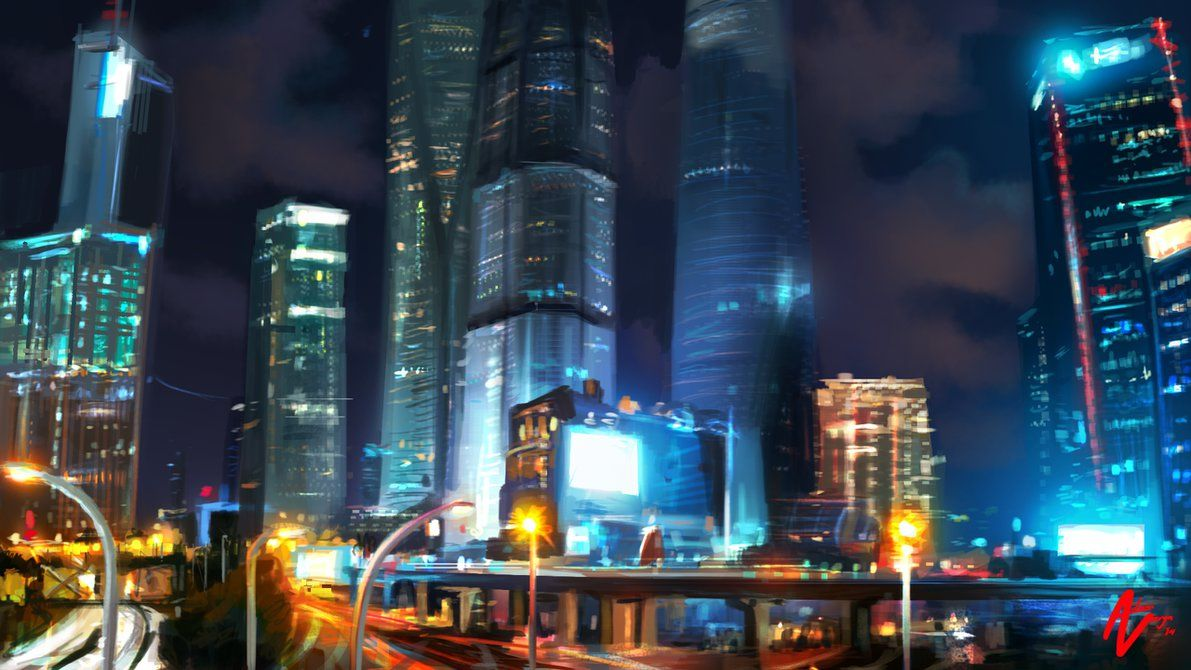 Новости Shanghai, China, Deviantart