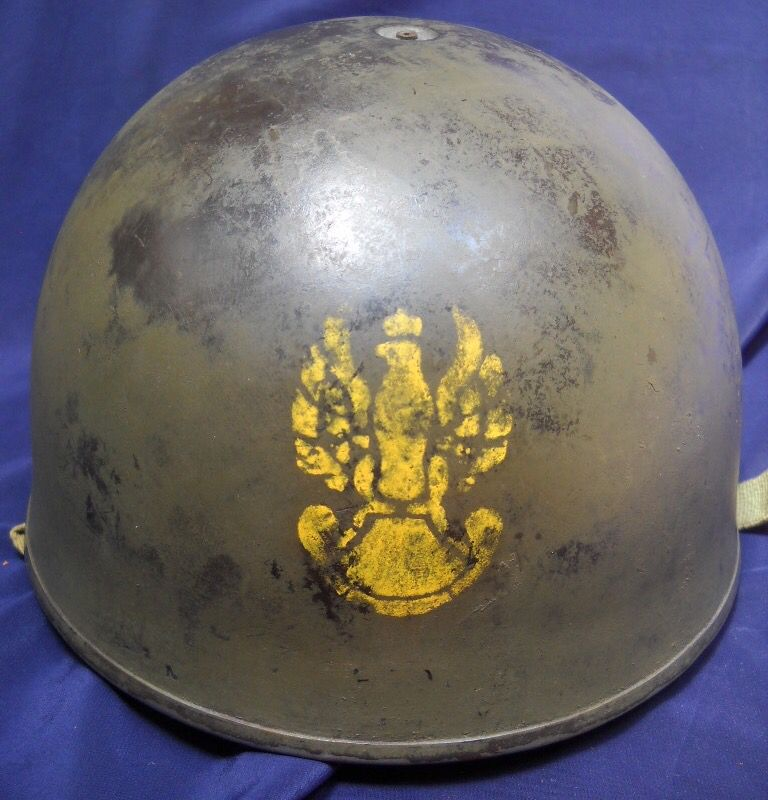 Polish helmets  | British & Commonwealth Allied WW2 | Ww2