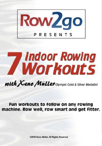 2 dvds featuring 7 indoor rowing workouts lead by xeno muller 2 dvds featuring 7 indoor rowing workouts lead by xeno muller olympic gold and fandeluxe Image collections