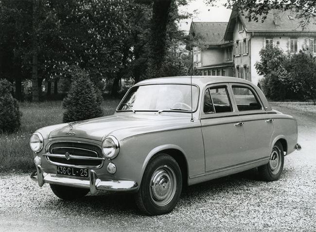 Peugeot 403 - 1957