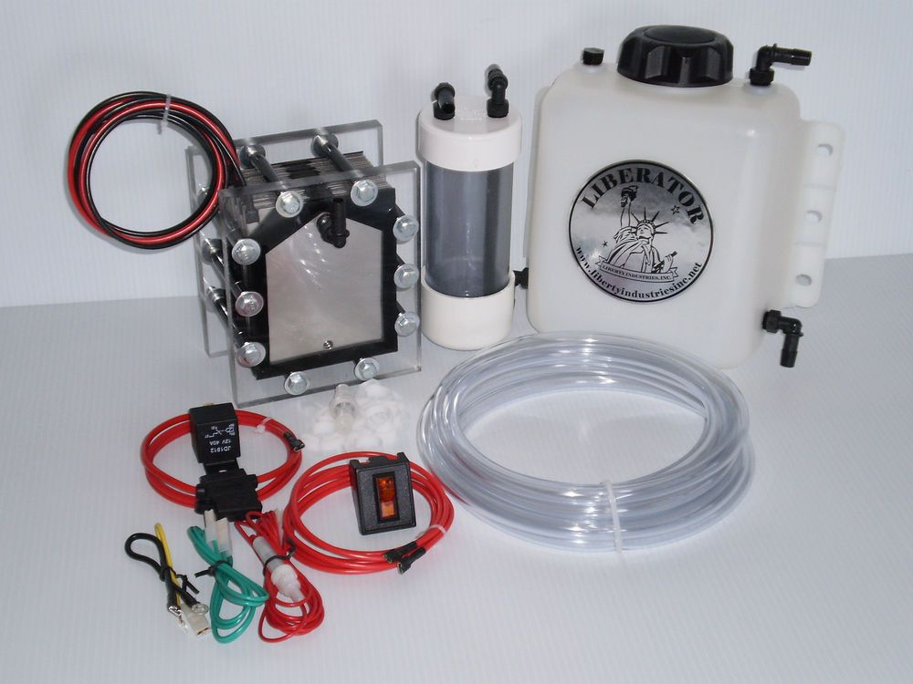 11 Plate Hho Hydrogen Generator Sealed Dry Cell Kit Watch Video Liberator Hydrogen Generator Dry Cell Hydrogen Fuel Cell