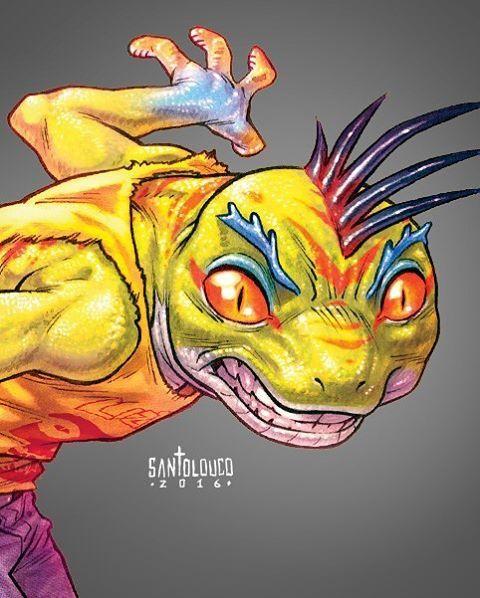 Mondo Gecko - Mateus Santolouco - 56.5KB