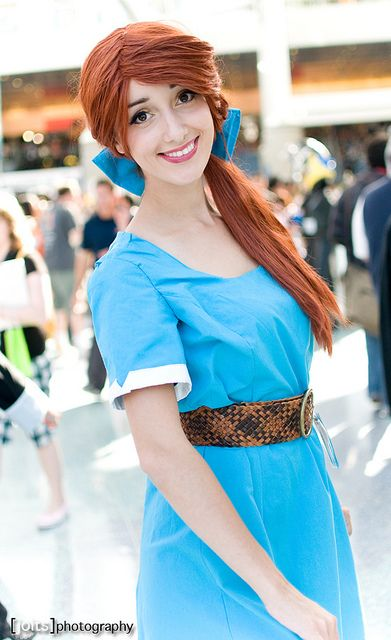 anime expo 2011 | Anastasia Cosplay