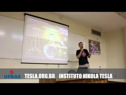 Instituto Tesla Na Universidade Federal Do Rio Grande Do Sul Nikola Tesla