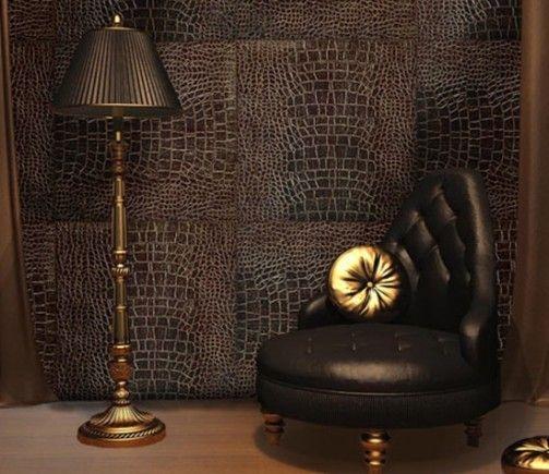 crocodile tiles by QuadroLegno