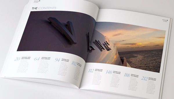 Coffee table book for luxury yacht on Behance | Coffee ...