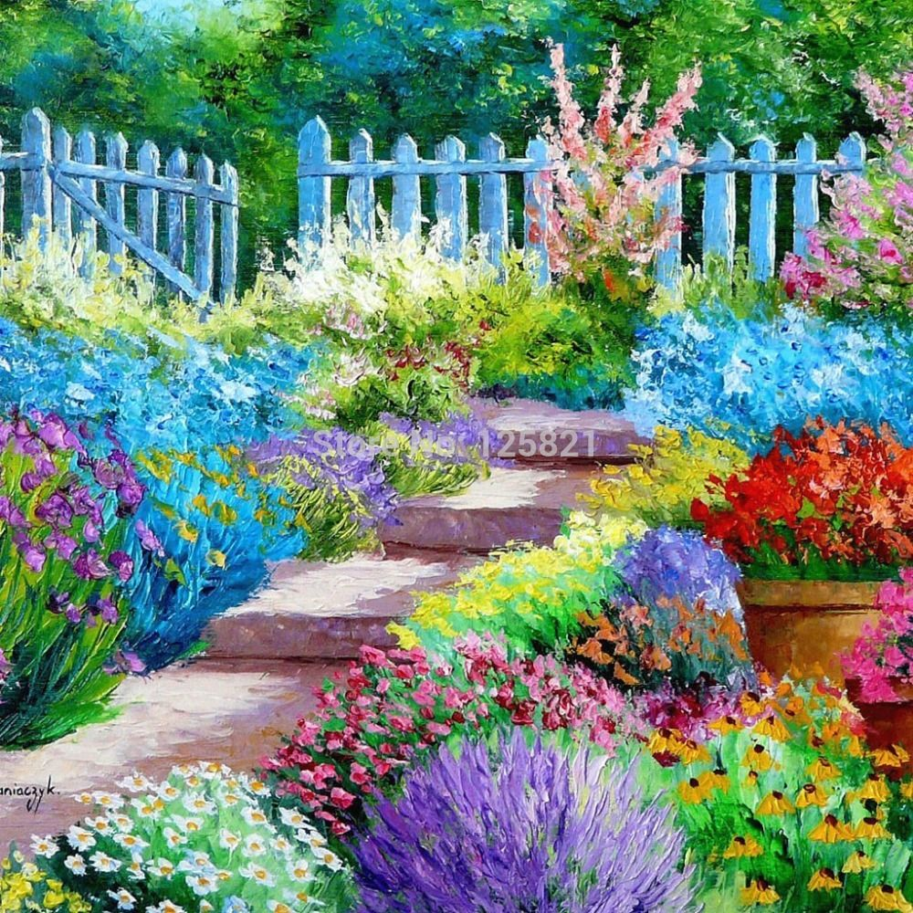 Find more painting calligraphy information about landscape find more painting calligraphy information about landscape decorative pictures flower cuadros decoracionhigh quality izmirmasajfo Gallery