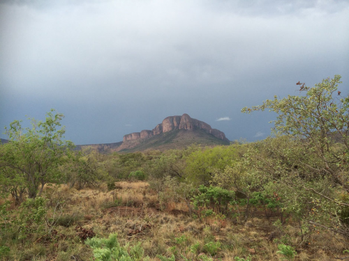 A view from the Marakela Nature Reserve.  Photographed by Bushtracker client.