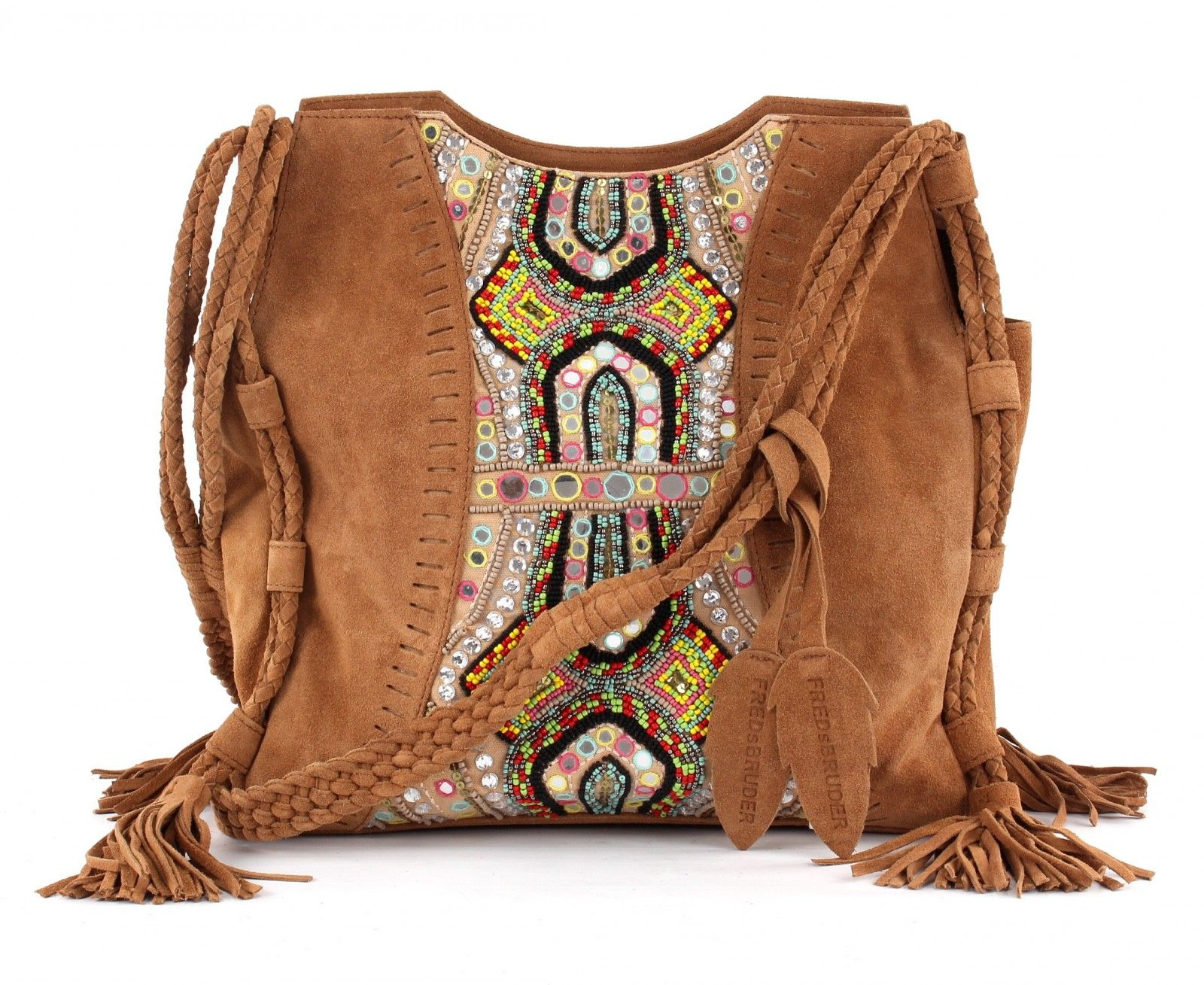 890bb340a3267  modeherz ♥  FREDsBRUDER Candy  Hippie Group  Candy Boho Dark  Camal  bags  taschen   mode