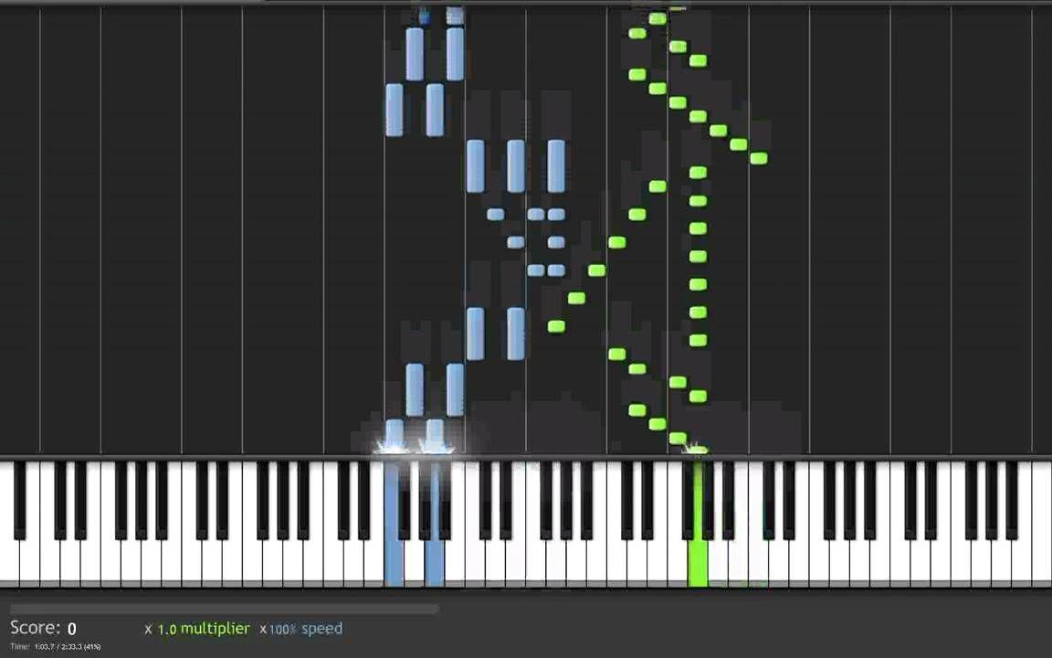 Beethoven Fur Elise Virtual Piano Cover Piano Cover Piano