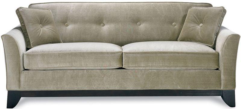Rowe Berkeley Living Room Sofa Group With Wood Base 729