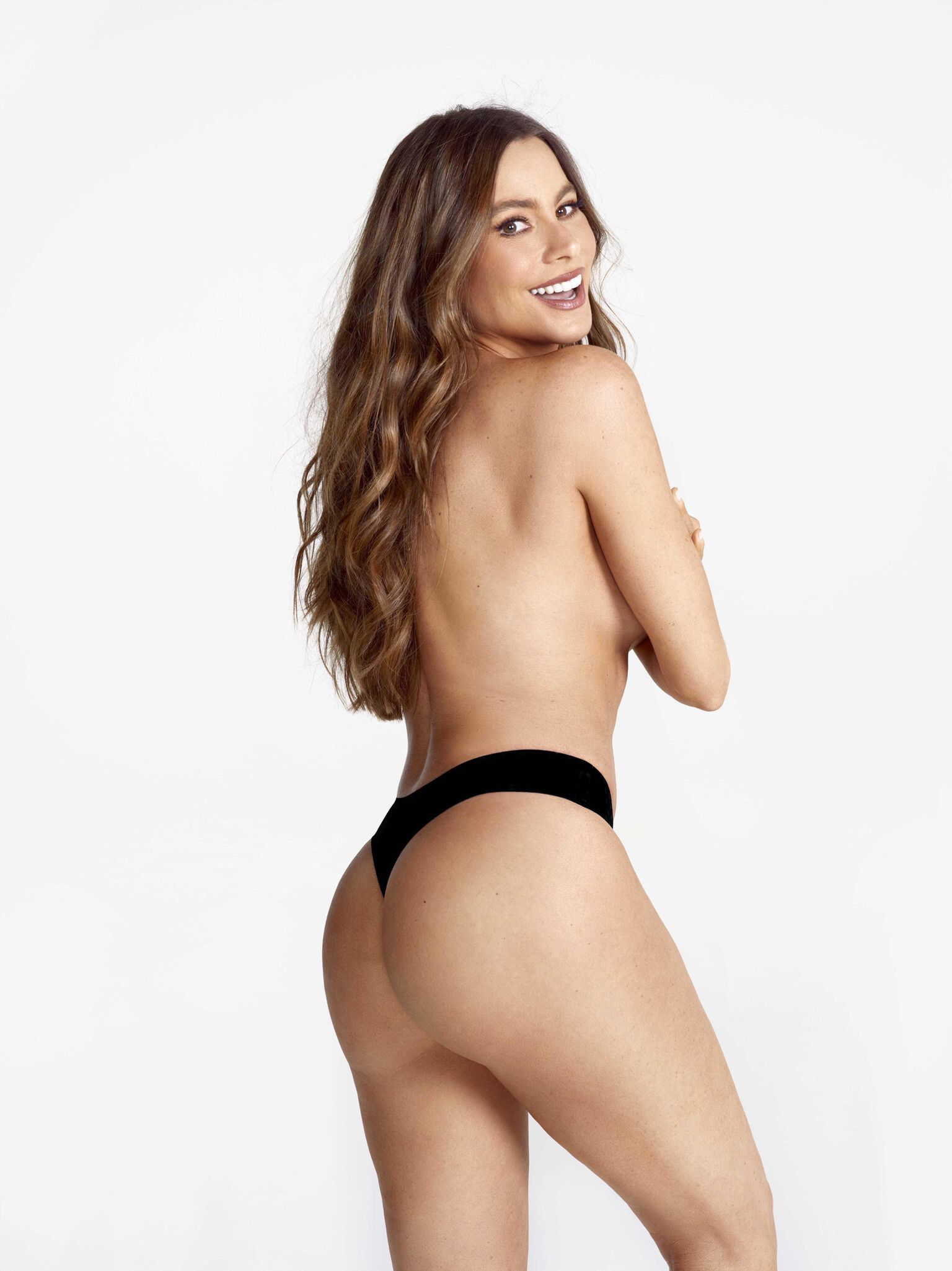 Sofia Vergara's Mexican Ass In A Thong For Pepsi nude (41 pictures)