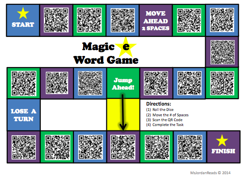 Pin On Qr Codes In The Classroom