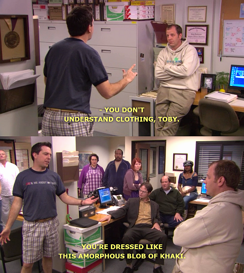 Casual Friday The Office Show Office Jokes Office Humor