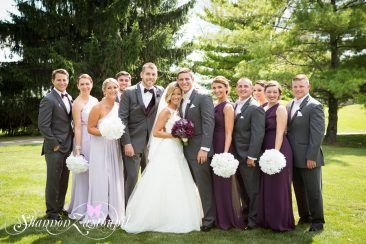 Wedding At Wedgewood North S Steve And Sarah Zimmer Midlane Country Club Shannon Z Photography Wadsworth