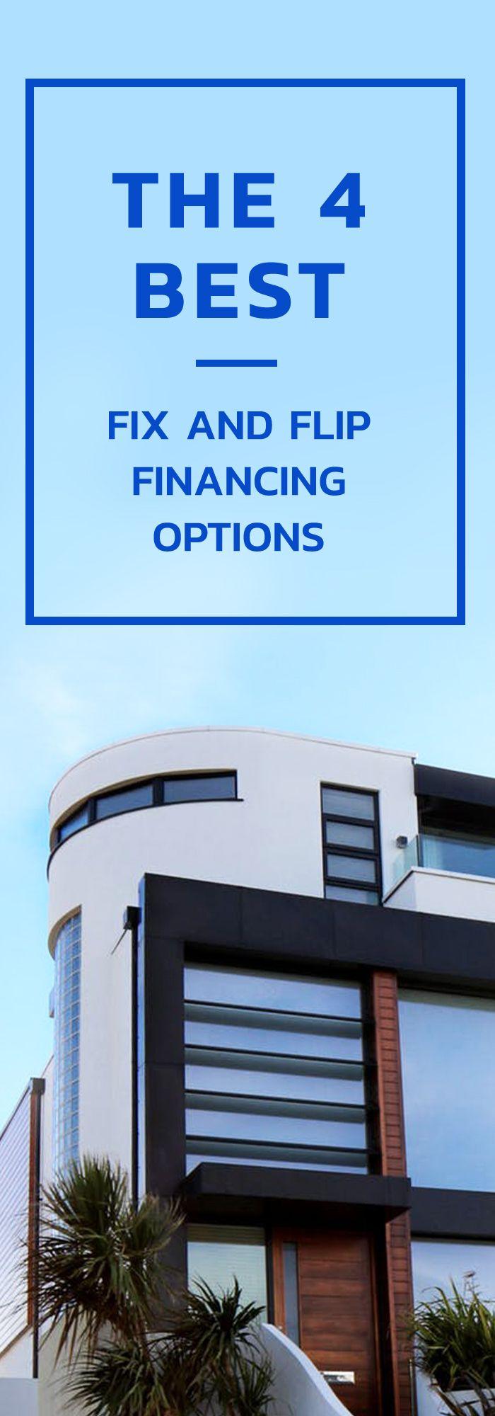 Fix and Flip Loans The 4 Best FixandFlip Financing
