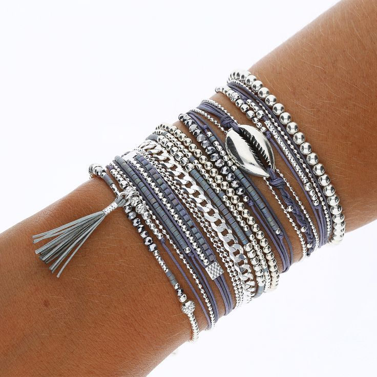 001 FIFTY SHADES OF GREY BRACELETS/Nos d