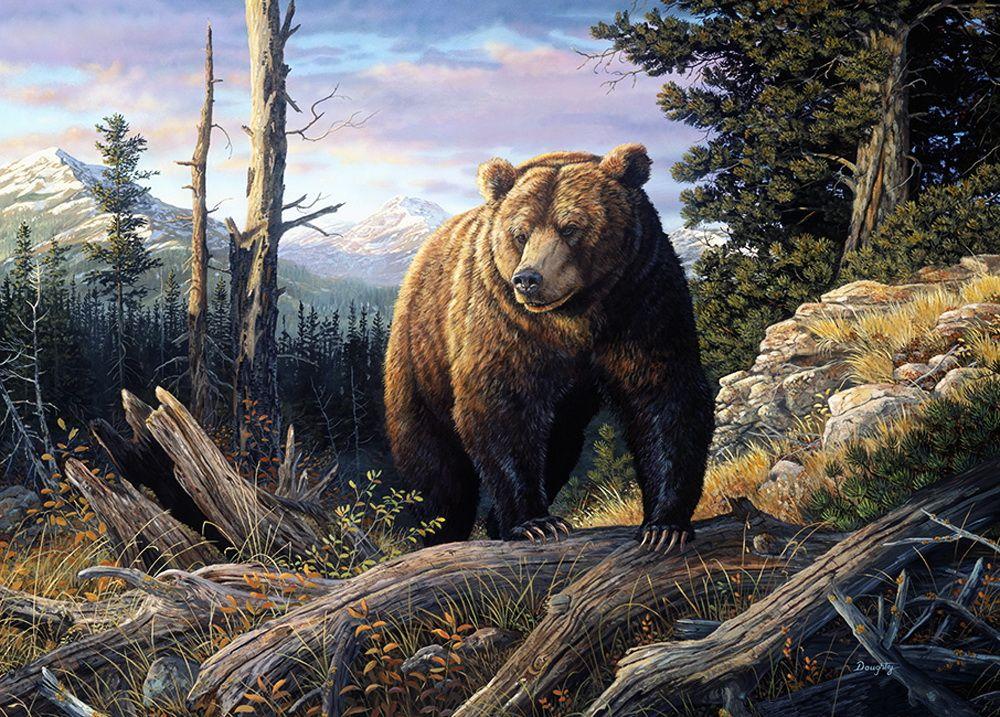 пляж как нарисовать картину медведя показать фото трехэтажные рубленные