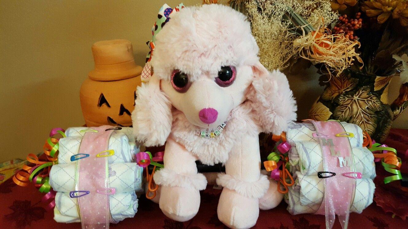 Diaper cake diaper cake teddy bear diaper