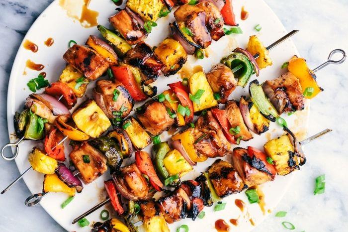 1001 + recettes pour trouver votre idée repas entre amis préférée | Recette brochette, Recettes ...