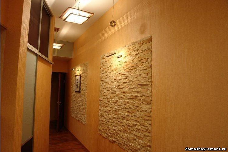 варианты декора длинного узкого коридора: 16 тыс изображений найдено в Яндекс.Картинках