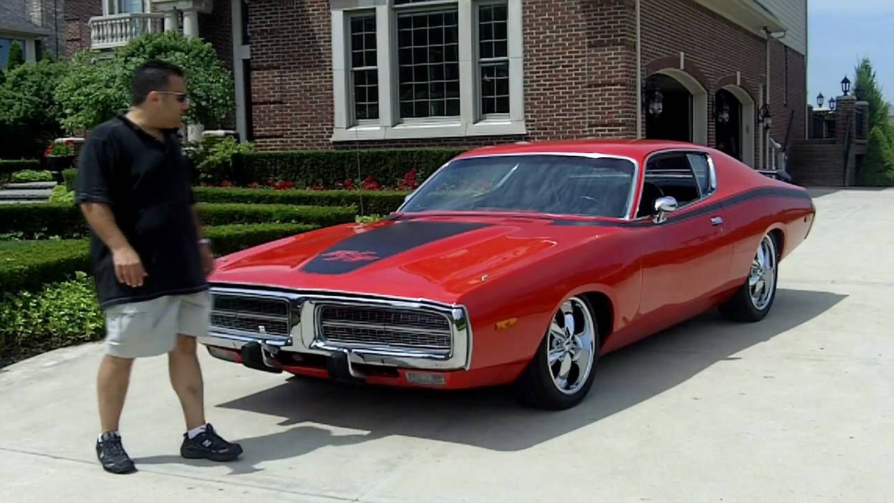 1972 Dodge Charger Foose Rims Classic Muscle Car for Sale in MI ...
