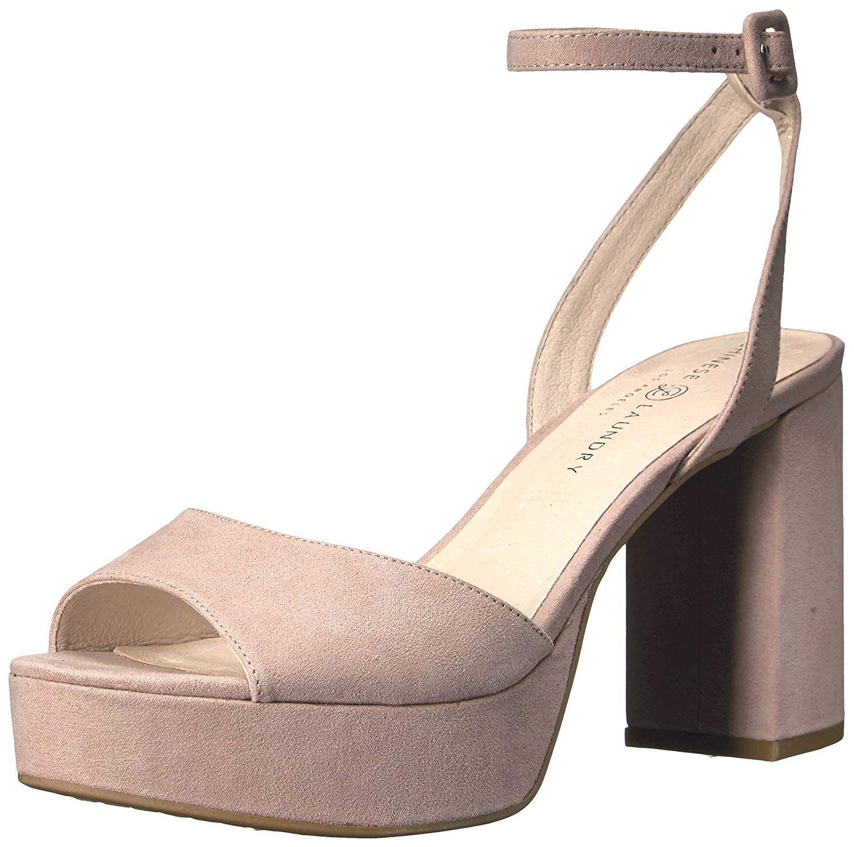 Chinese Laundry Women S Theresa Platform Dress Sandal Peep Toe