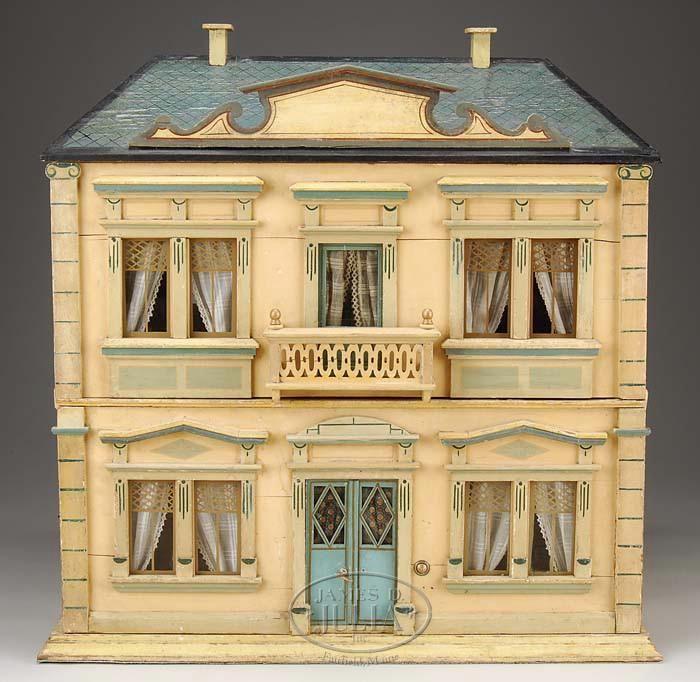 from the estate of geraldine gaba - dream dollhouses: interesting