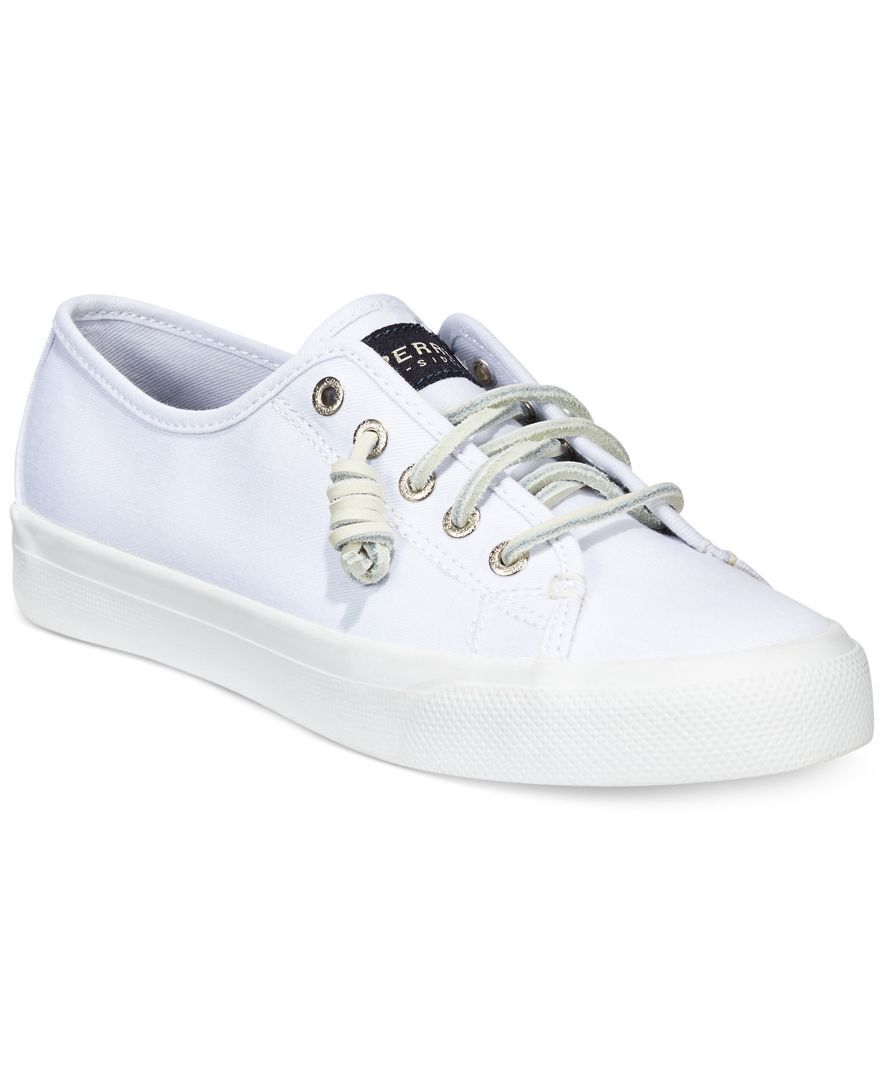 Sperry Top-Sider Chaussures SEACOAST CANVAS Rabais Moins Cher Peu Coûteux QJtxYFXsqL