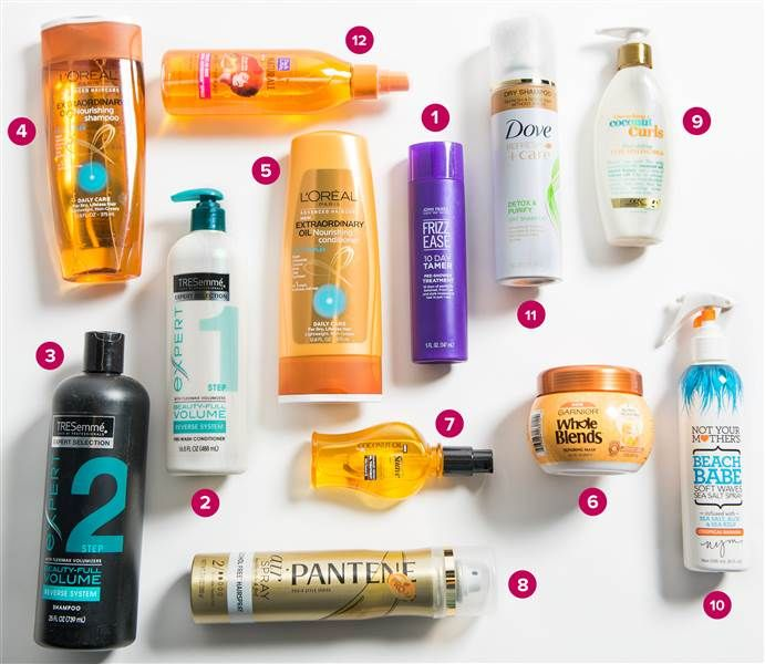 12 Best Drugstore Hair Products From The People And Today Beauty