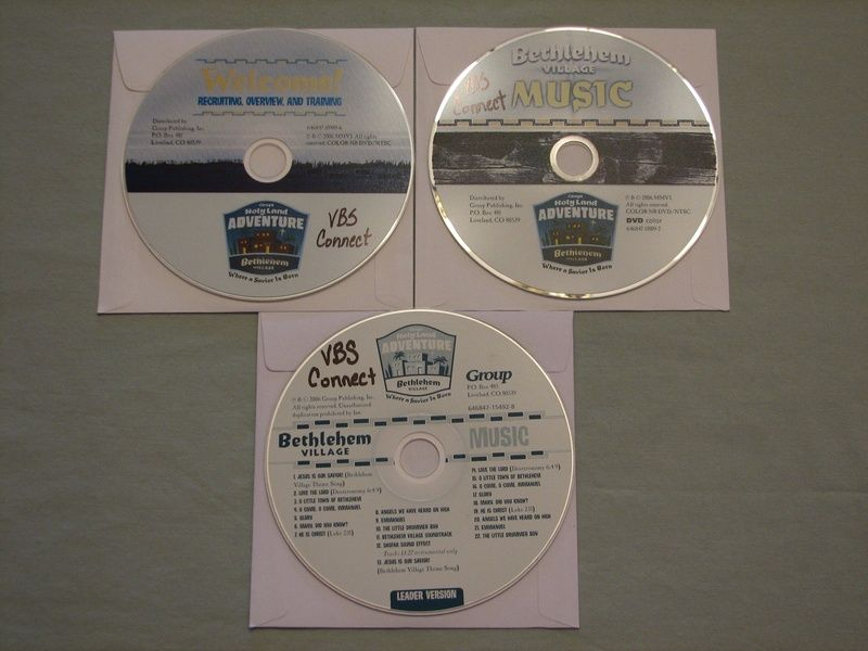 Lending Library - VBS CONNECT