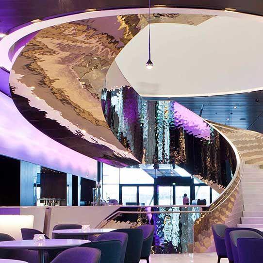 Best Vienna Hotel Meliá Vienna In Dc Tower 1 Restaurant With 400 x 300