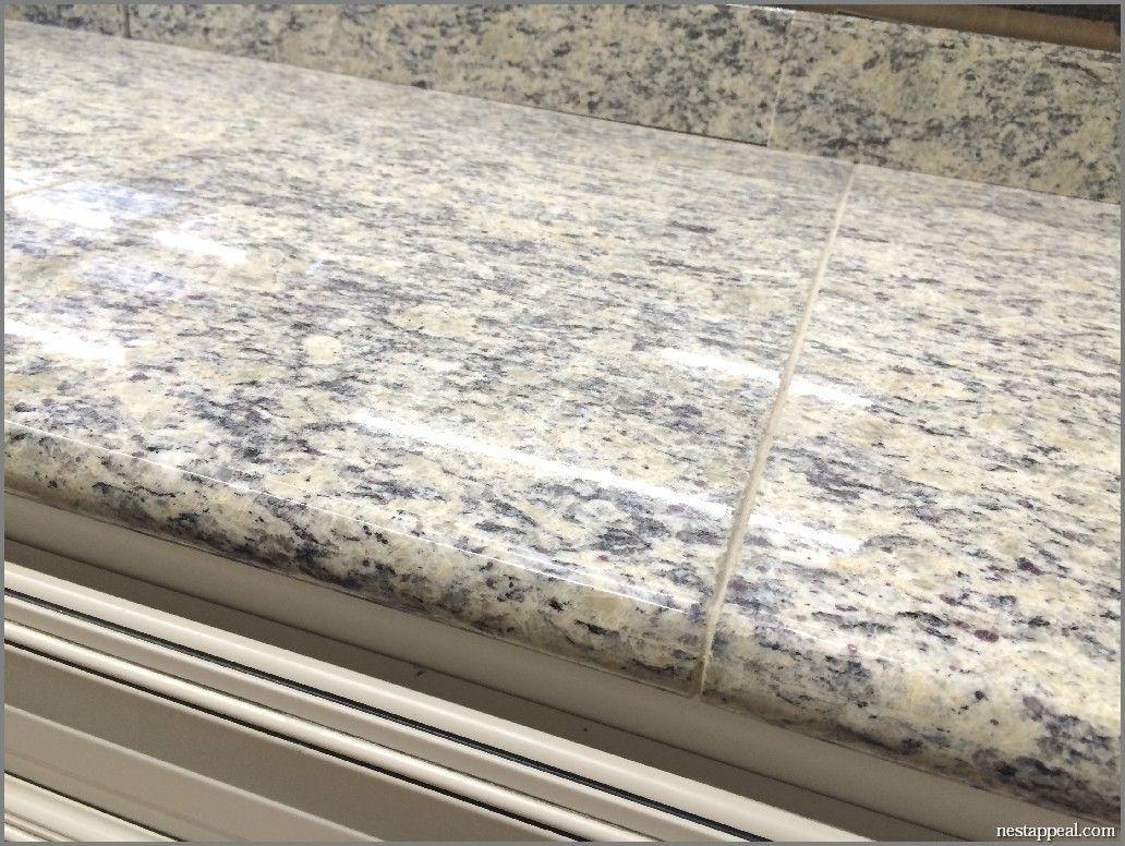 granite tile countertop in santa cecilia by lazy granite. Black Bedroom Furniture Sets. Home Design Ideas