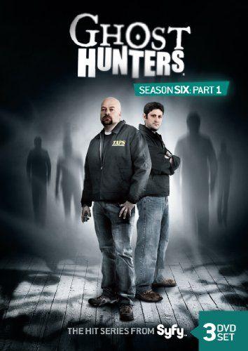 ghost hunters fake