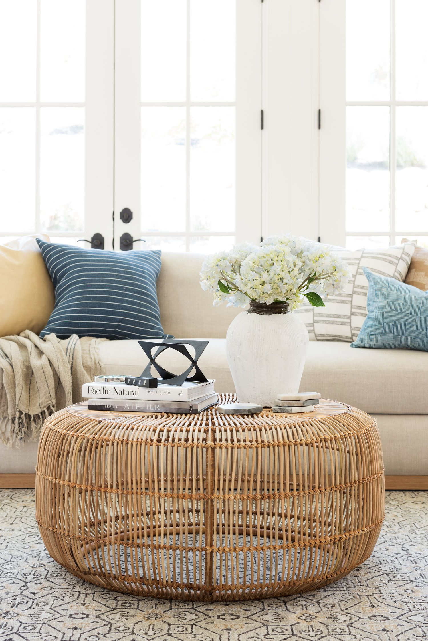 Hacks For Round Coffee Table Styling Studio Mcgee Round Coffee Table Living Room Living Room Coffee Table Round Coffee Table [ jpg ]