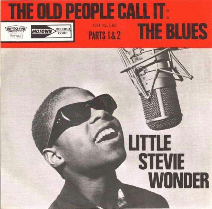 Resultado de imagen de '(I Call It Pretty Music, But…) The Old People Call It the Blues (Parts 1 & 2)',
