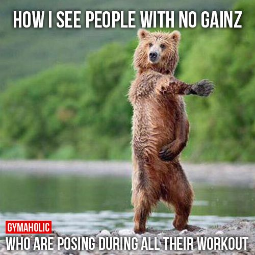 How I See People With No Gainz
