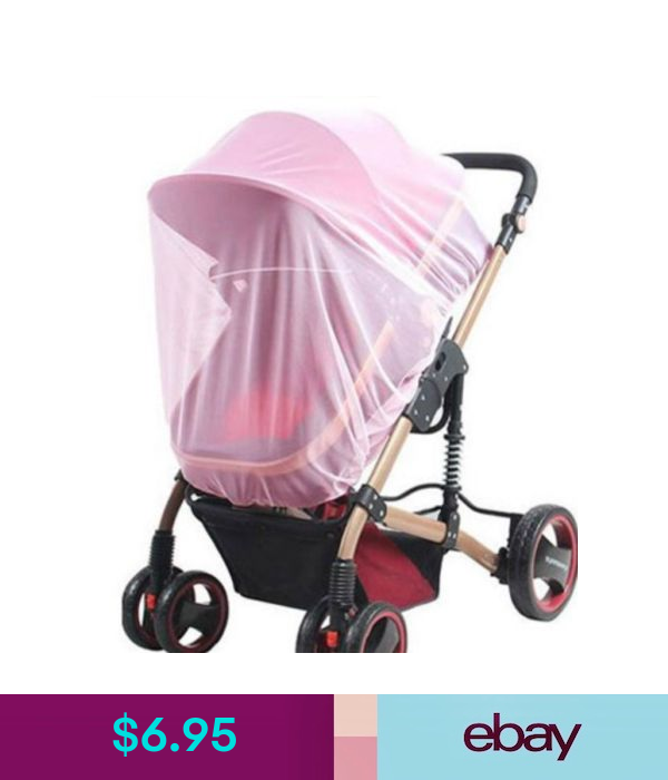 Universal Blue Insect Cover Mosquito insect sun protect net mesh Pram//Stroller