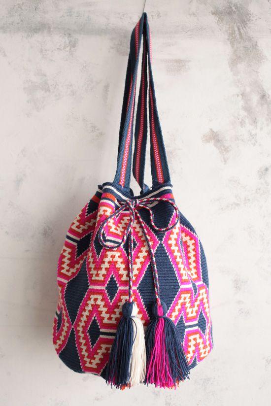 Guanabana Handmade Wayuu Bag Nv New Handbags Purses And Boho