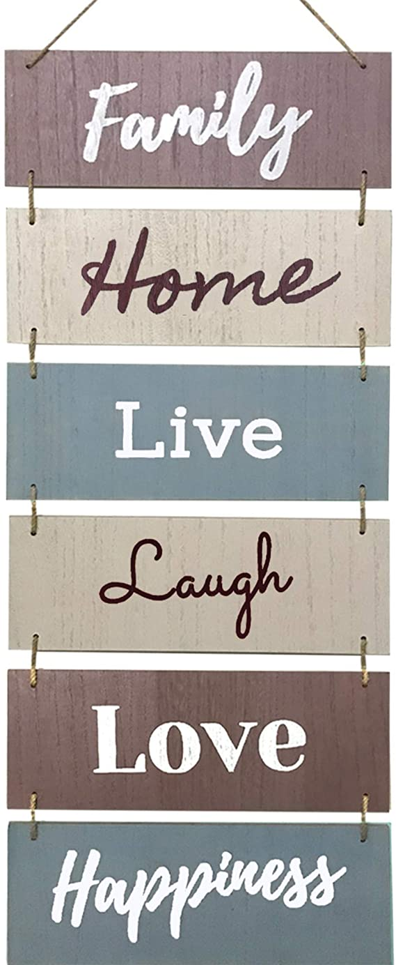 Amazon Com Hanging Wall Decor Sign Welcome Vertical Wall Art Decorations Rustic Home Accessories For Liv In 2020 Hanging Wall Decor Vertical Wall Art Outdoor Signs