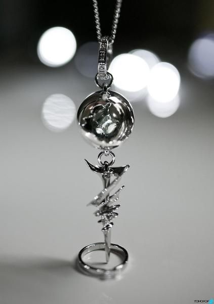 Final fantasy xiii silver pendant style pinterest final fantasy xiii silver pendant mozeypictures Image collections
