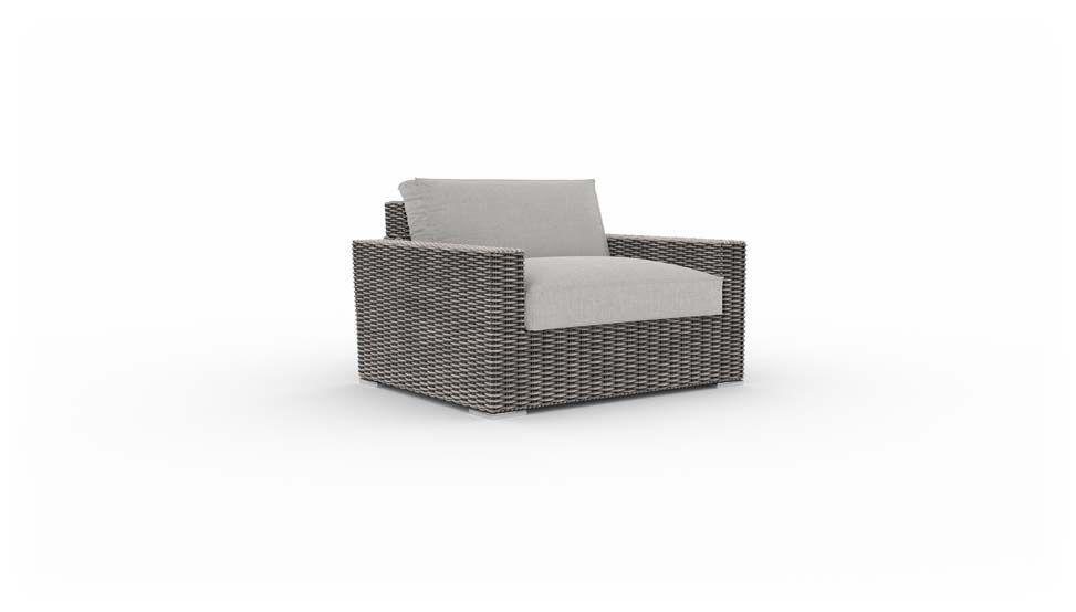Turo Full Round Large Chair Toja Patio Furniture Large Chair Deck Furniture Chair