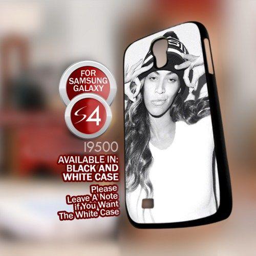 Beyonce - Samsung Galaxy S4 Black case