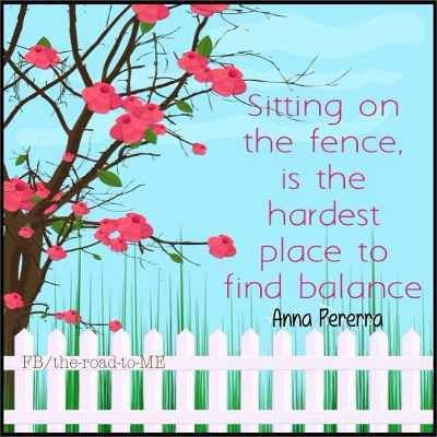 Anna Perera Quote Balance Words To Live By Pinterest Quotes