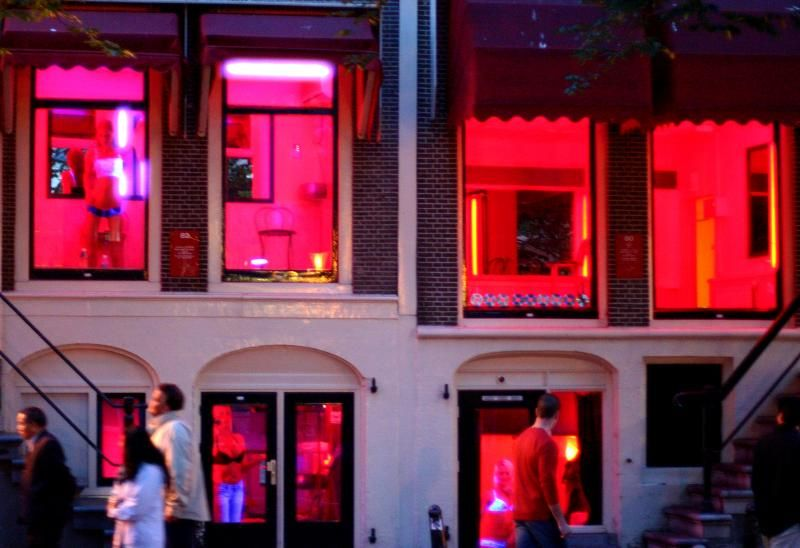Red Light District The Most Popular Tourist Attraction In